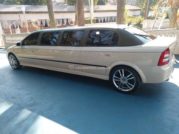 Limousine Astra