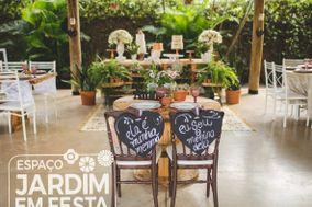 Espaço Jardim em Festa