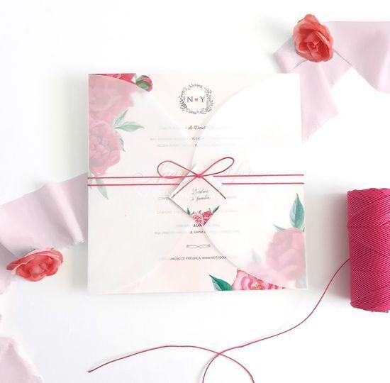 Naara rosa pink