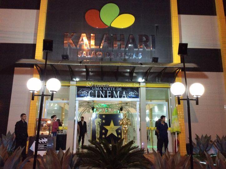Salão de Festas Kalahari