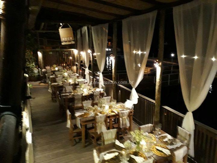 Restaurante Deck