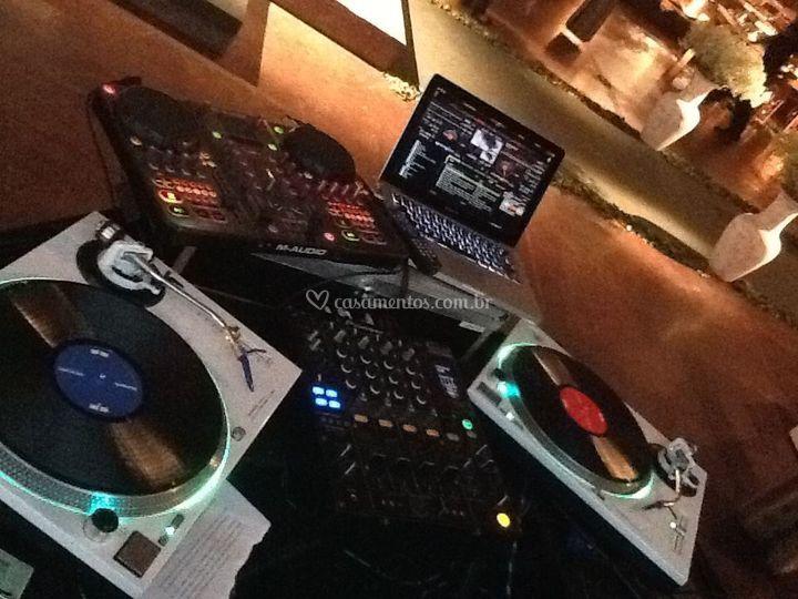 Kit dj completo
