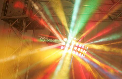 Luzes decorativas