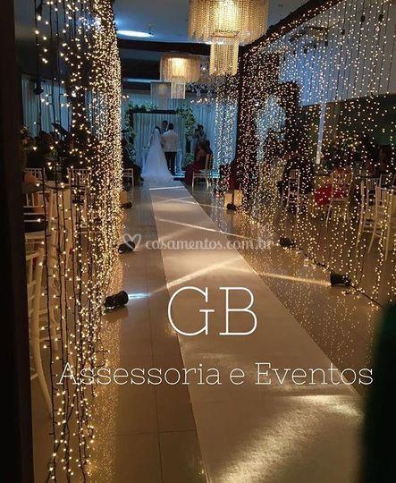 GB Assessoria e Eventos.