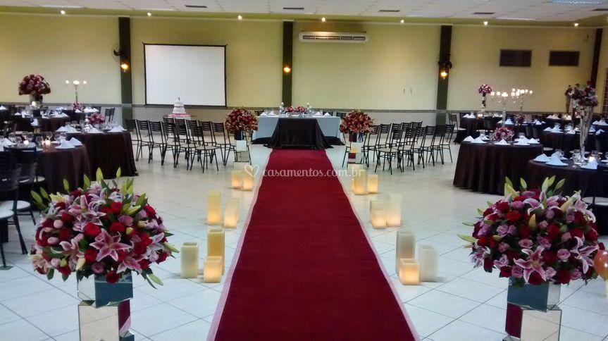 Sua cerimônia de casamento