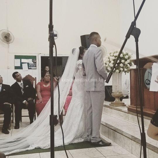 Casamento em periquito