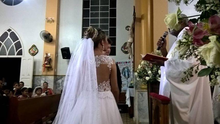 Casamento em sobralia