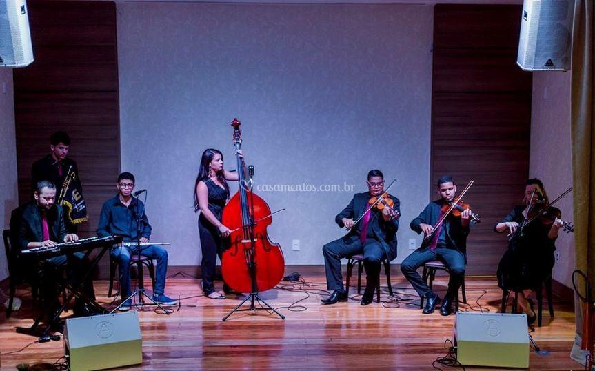 Demonstração musical