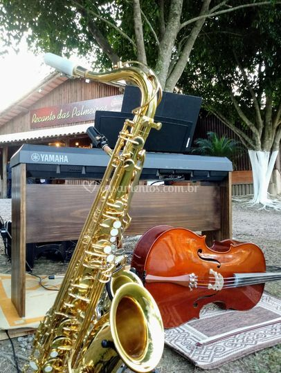 Sax Piano E Cello