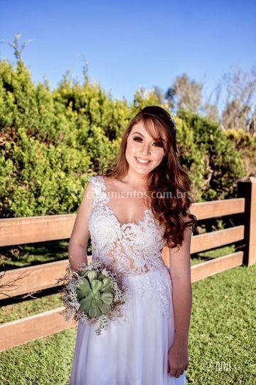 Noiva Boho