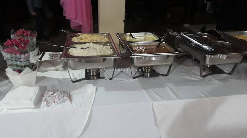 Buffet Maravilhoso