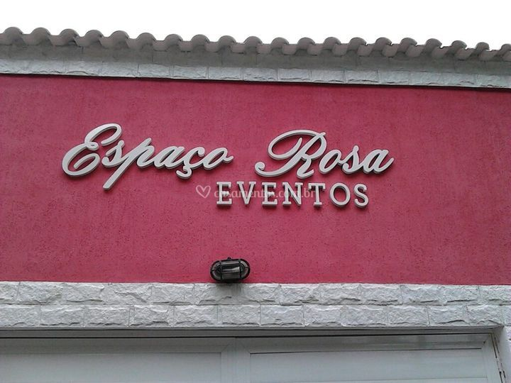 Espa�o rosa casa de festas de Casa de Festa Espa�o Rosa