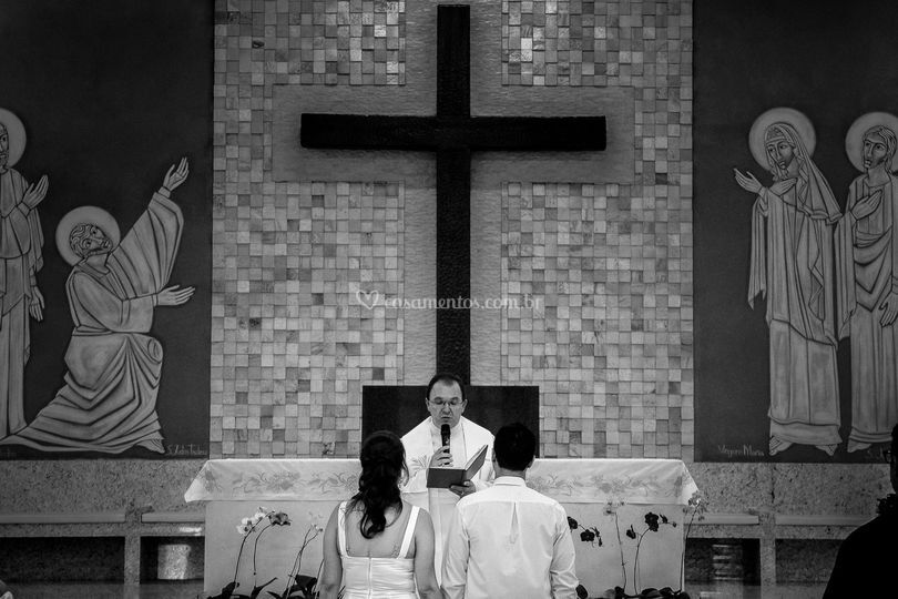 Mini wedding Católico
