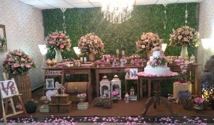 Casa de Festa Espaço Rosa 3