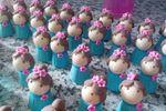 Debutantes em chocolates de Casa de Festa Espa�o Rosa