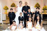Lindo casamento de Casa de Festa Espa�o Rosa