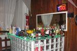 Opem bar na pista de dan�a de Casa de Festa Espa�o Rosa