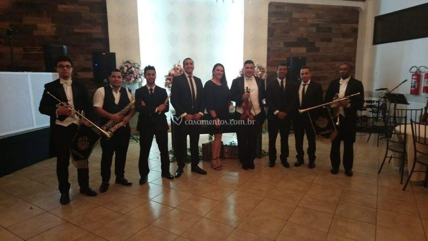 Banda Versatilly Cerimonial e Eventos