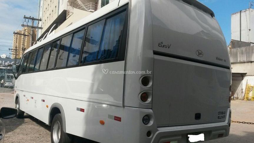 Micro-ônibus 28 lugares