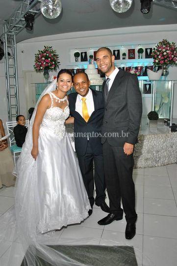 Adriane e Thiago