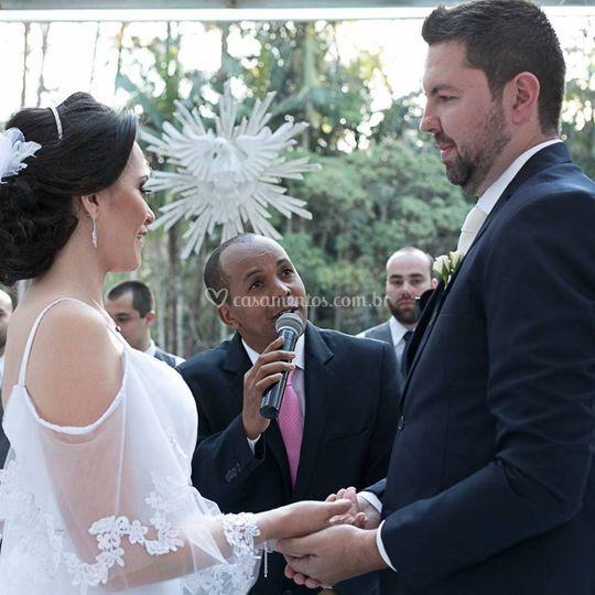 Israel Fernandes - Celebrante de Casamento