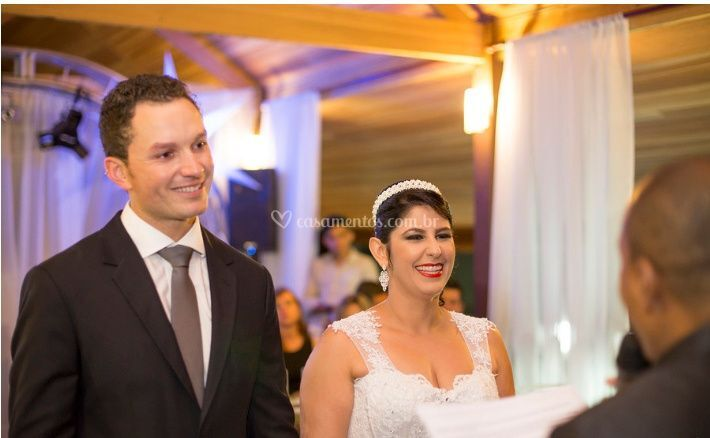 Mini Wedding: Carol e Felipe