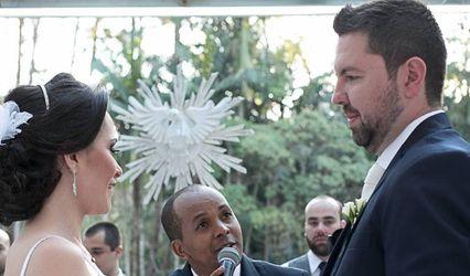 Israel Fernades - Celebrante de Casamento 1