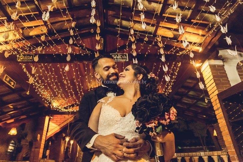 Casamento Fer e Vini