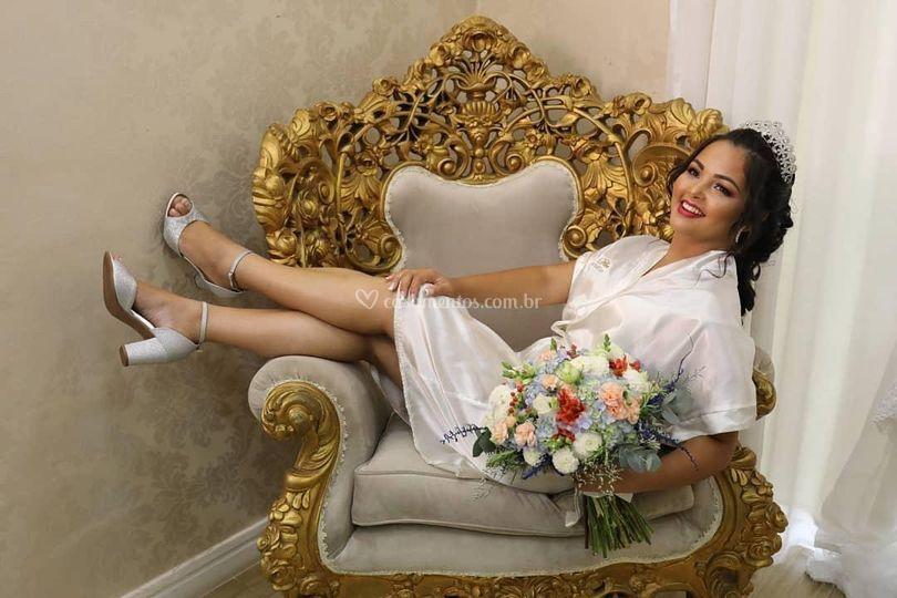 Noiva diva!