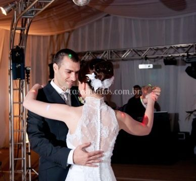 Dança da noiva e do noivo