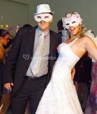 Festa da noiva e do noivo
