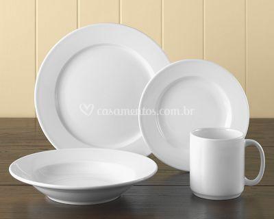 Pratos e Porcelanas