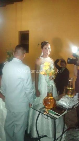 Casamento Anderson e Talitta