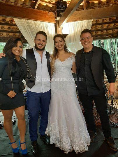 Casamento Villa D' Lucca
