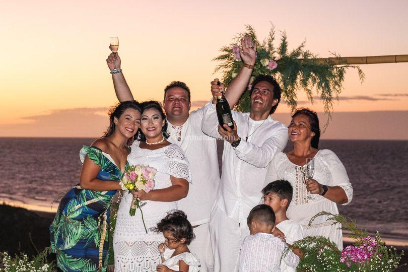 Casamento em Jericoacoara