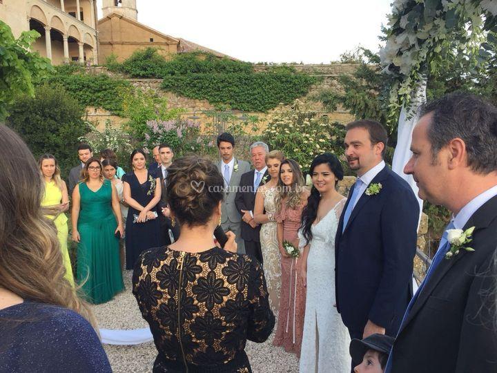 Cerimônia Toscana