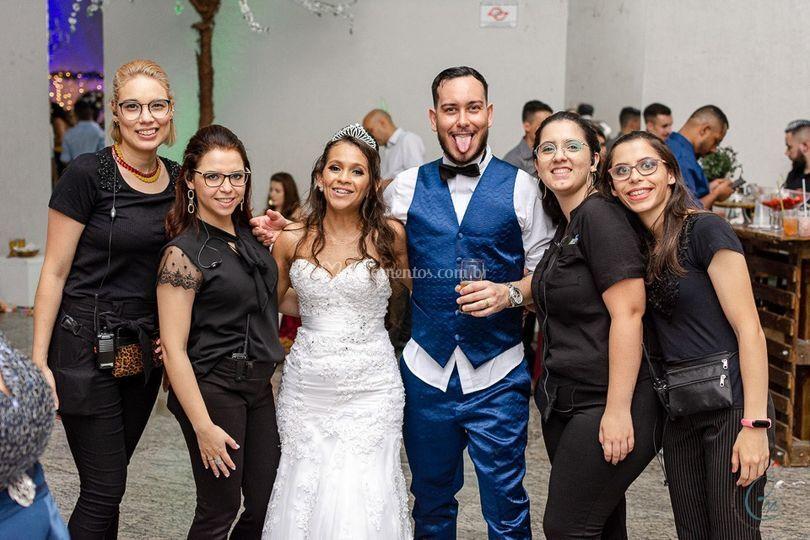 Equipe Adriana&Luis