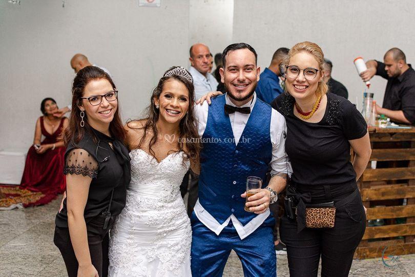 Equipe Adriana e Luiz