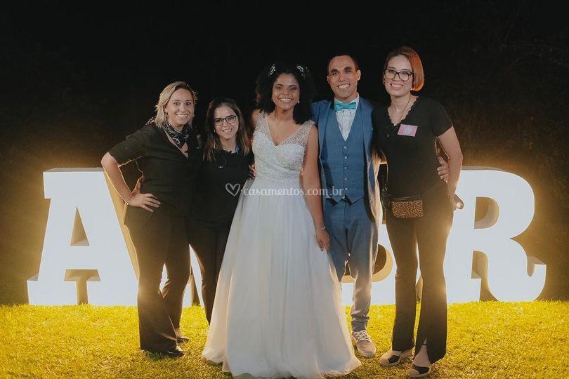 Casamento Equipe Atelie