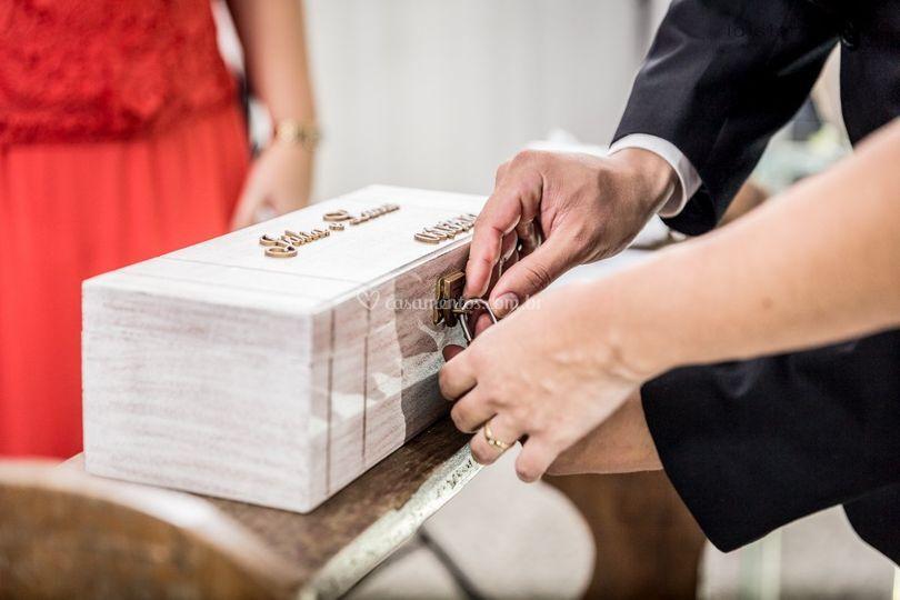 Ritual da caixa de vinho