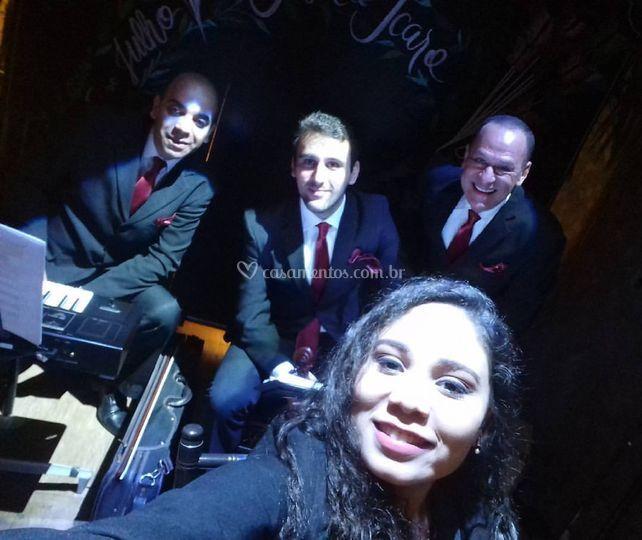 Quarteto Pop (Cerimônia)