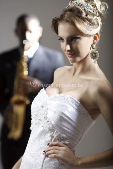 Saxofone & Noiva