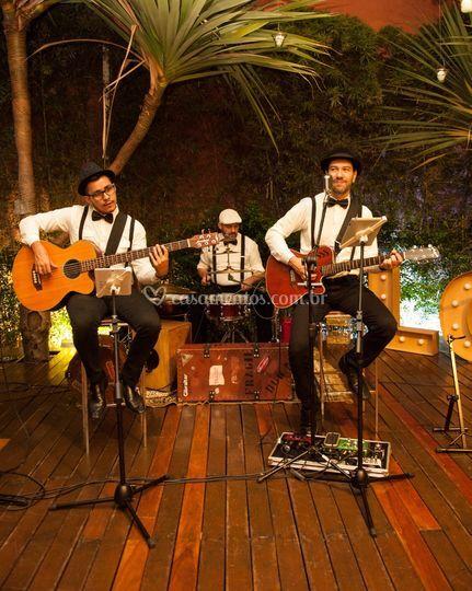 Trio Vintage (Cerimônia)