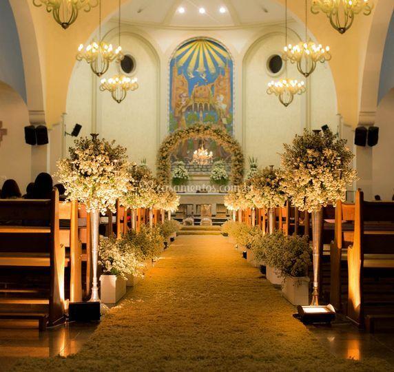 Decoração para o seu casamento