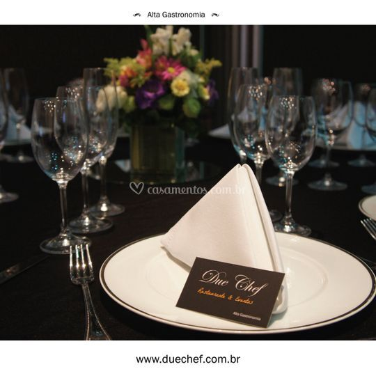 Due Chef   Eventos