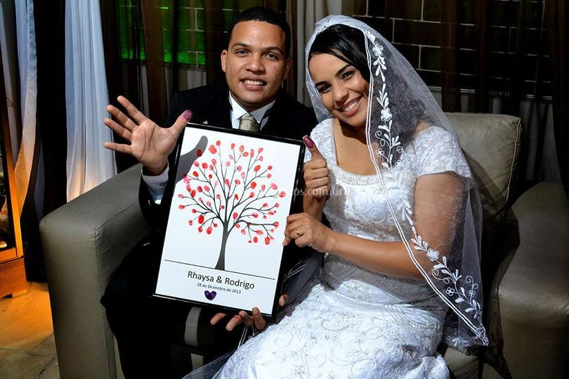 Casamento de Rhaysa e Rodrigo