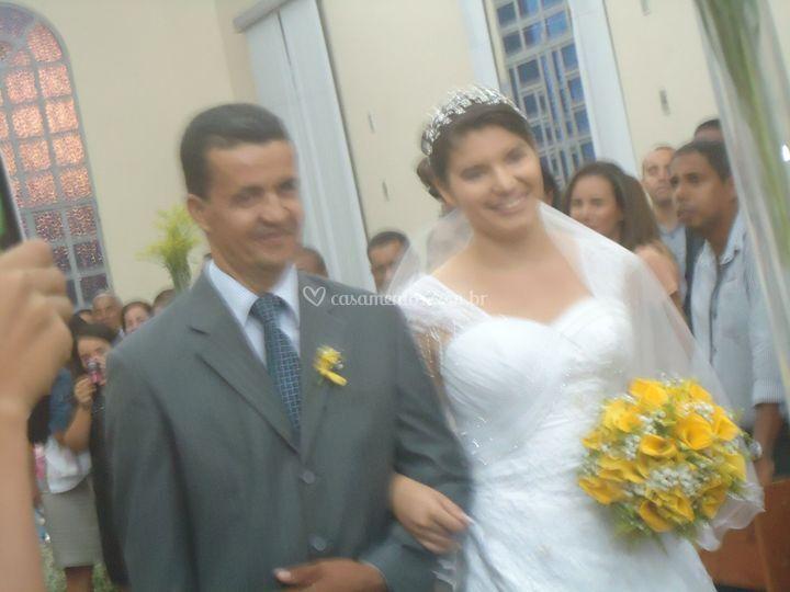 Casamento de Elisama & Diego
