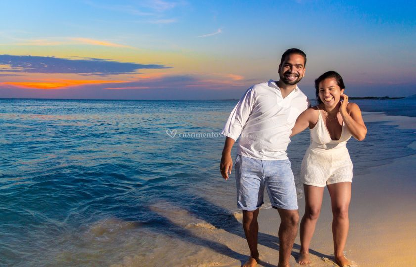Ensaio  - Debora Lee e José