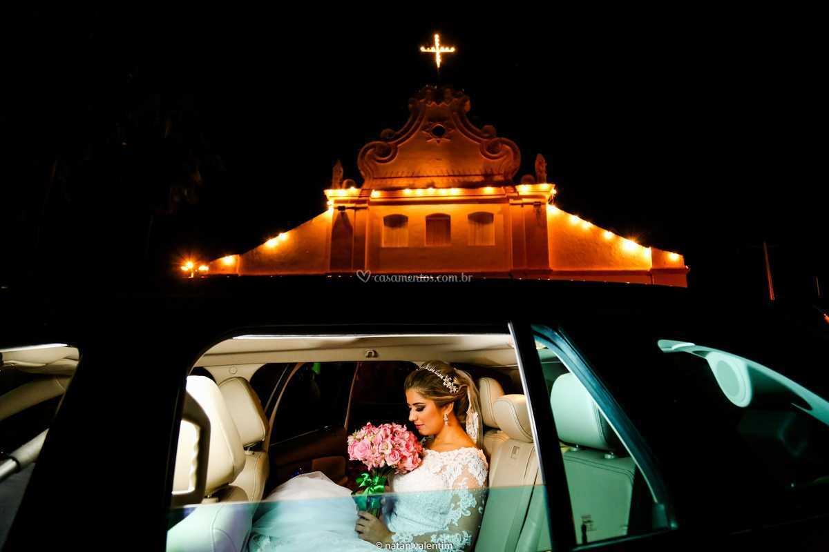 Casam Layra e Ezequiel