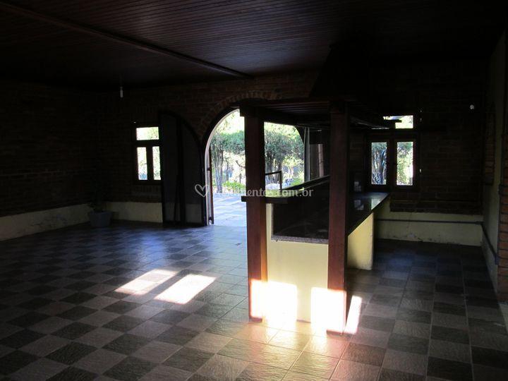 Hall de entrada, espaço 1